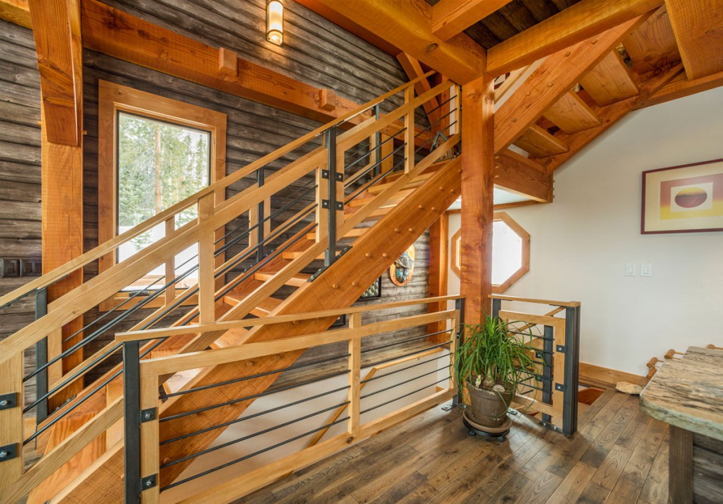 Products rocky mountain joinery center for Pre built staircase
